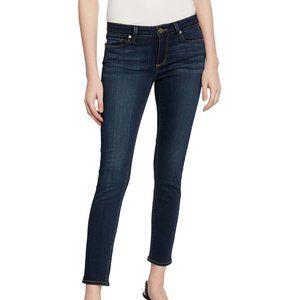 Paige verdugo ultra skinny dark denim jeans